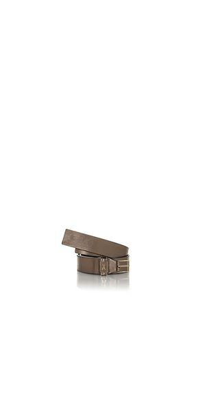 Cinturón PATRIZIA PEPE piel logo fly