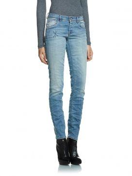 Pantalon-Jeans PATRIZIA PEPE Medium Sky azul