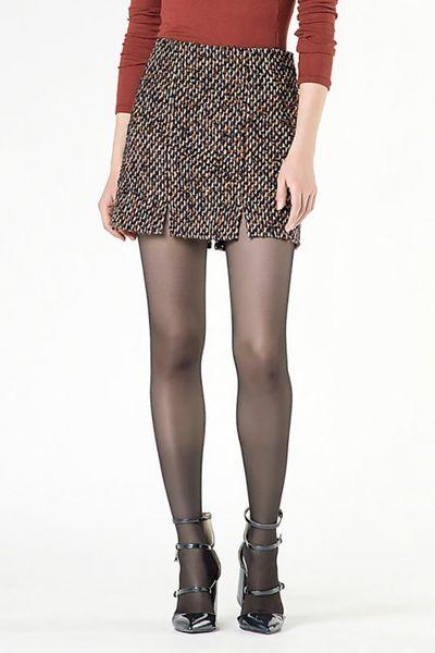 Mini falda PATRIZIA PEPE Boucle