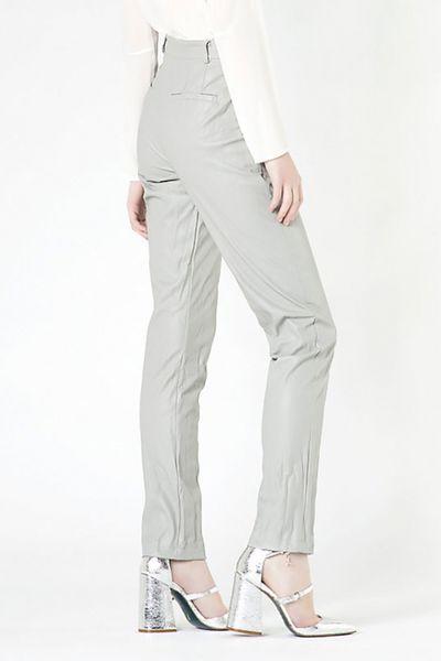 Pantalones PATRIZIA PEPE efecto cuero