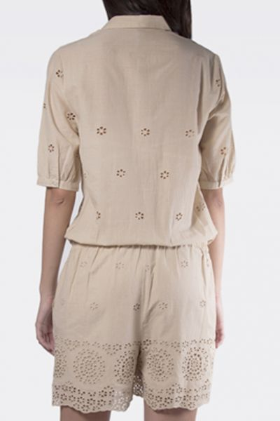 Mono SCEE BY TWINSET Beige