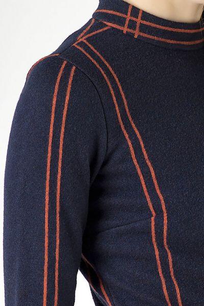 Vestido PATRIZIA PEPE punto lana