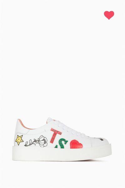 Zapatillas TWIN-SET Estampadas