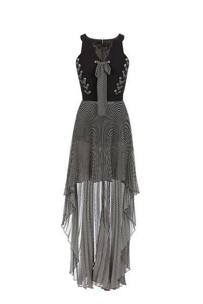 Vestido ELISABETTA FRANCHI Estampado Vichy