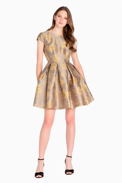 Vestido TWIN-SET de jacquard
