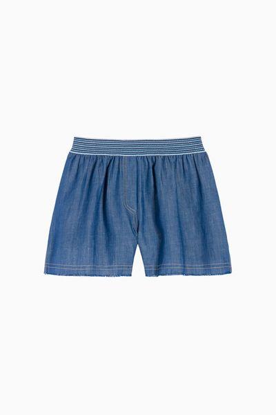 Short de chambray TWIN-SET