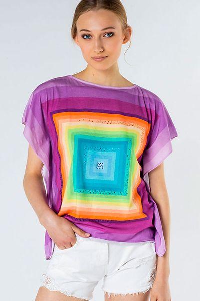 Camiseta multicolor PATRIZIA PEPE
