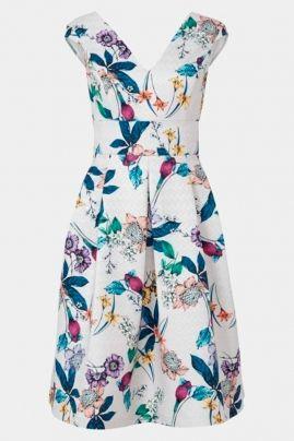 Vestido DARLING estampado floral