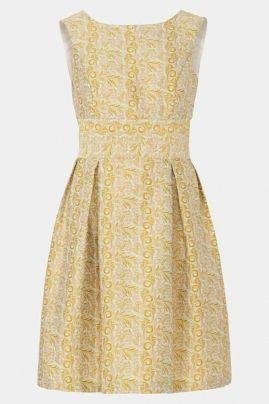 Vestido DARLING dorado