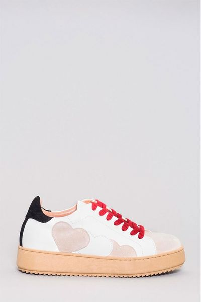Sneakers TWIN-SET de corazones