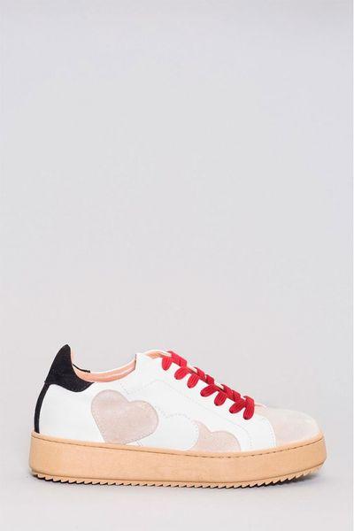 Sneakers TWIN-SET de corazones