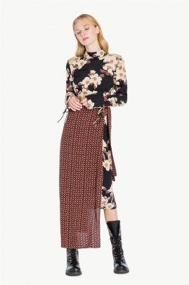 Vestido TWIN-SET estampado