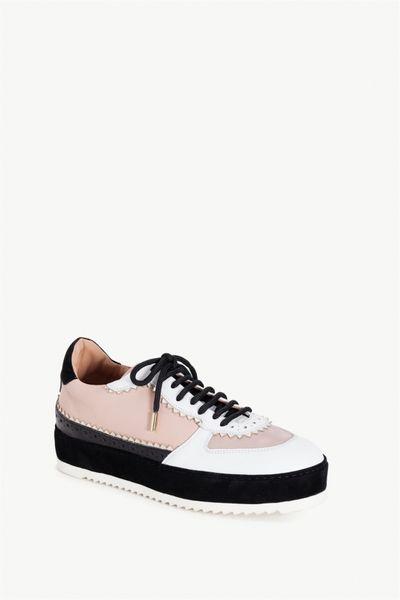 Sneakers TWIN-SET color block
