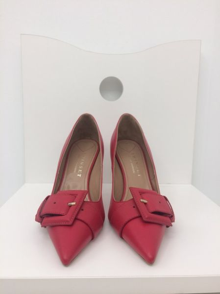 Zapato TWINSET con hebilla