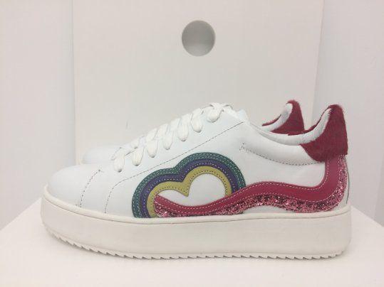 sneakers TWINSET brillo
