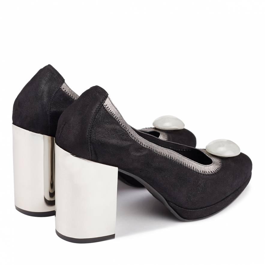 Zapato salón ANA PALLARÉS negro