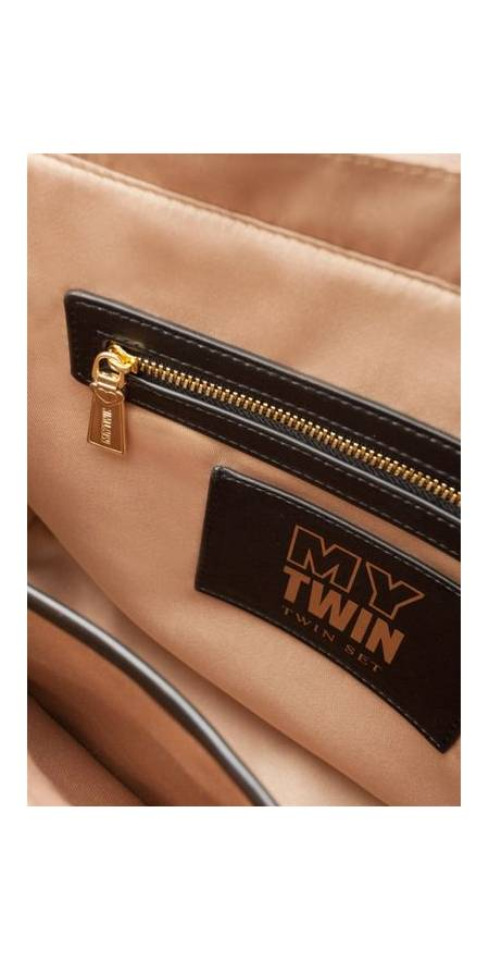 Bolso TWIN-set con bordado