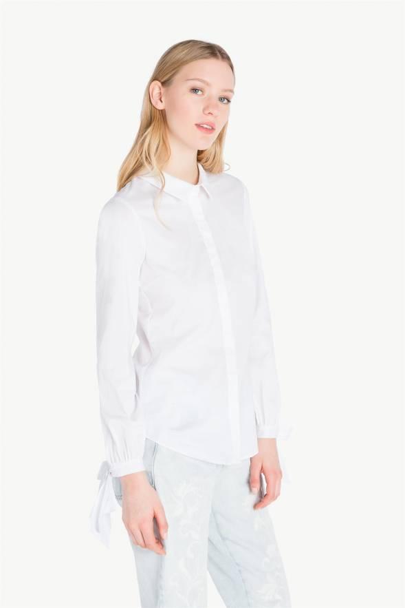Camisa TWINSET con lazos