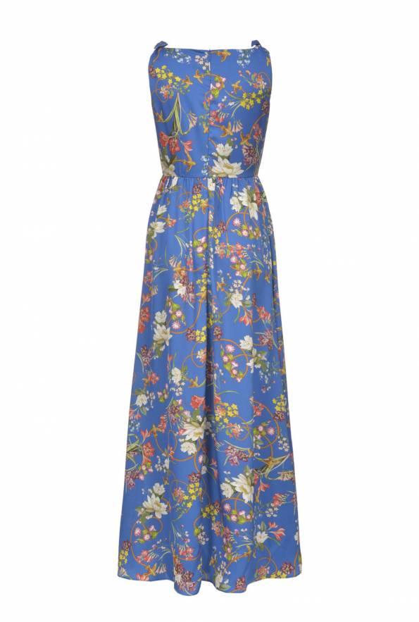 Vestido PINKO con estampado floral