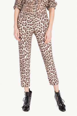 Pantalón TWINSET animal print